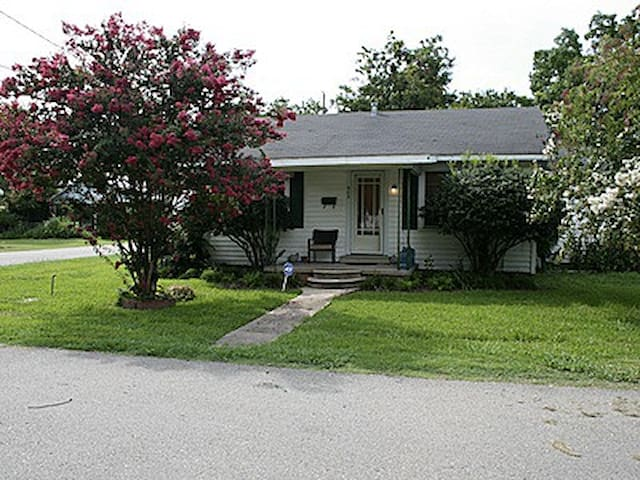 Steve & Katie Riley Guest House - Breaux Bridge - Huis