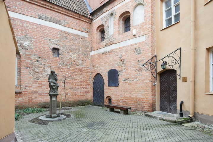 Algis Studio apartment in Old Town - Vilna