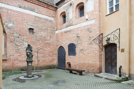 Algis Studio apartment in Old Town - Vilnius - อพาร์ทเมนท์