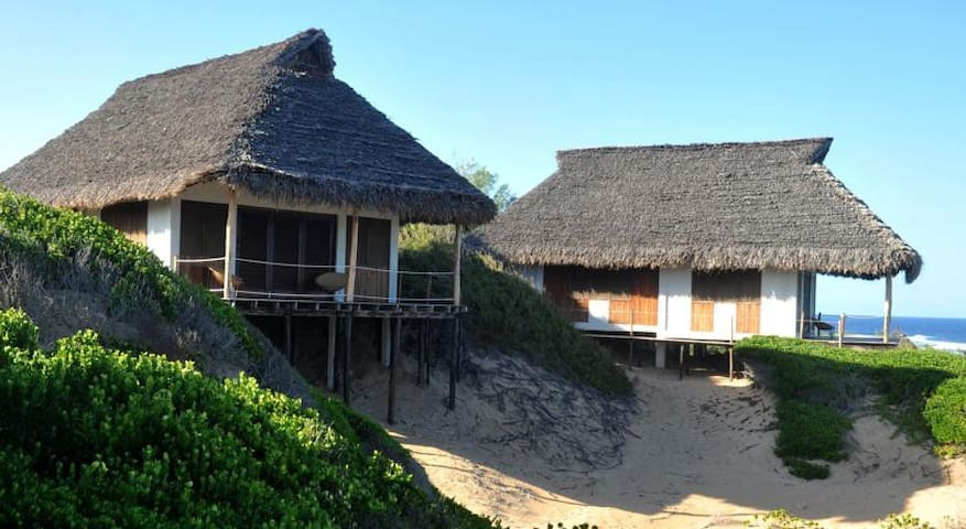 VARANDAS DO INDICO - VILLA NO.2 - Praia - Rumah tumpangan alam semula jadi