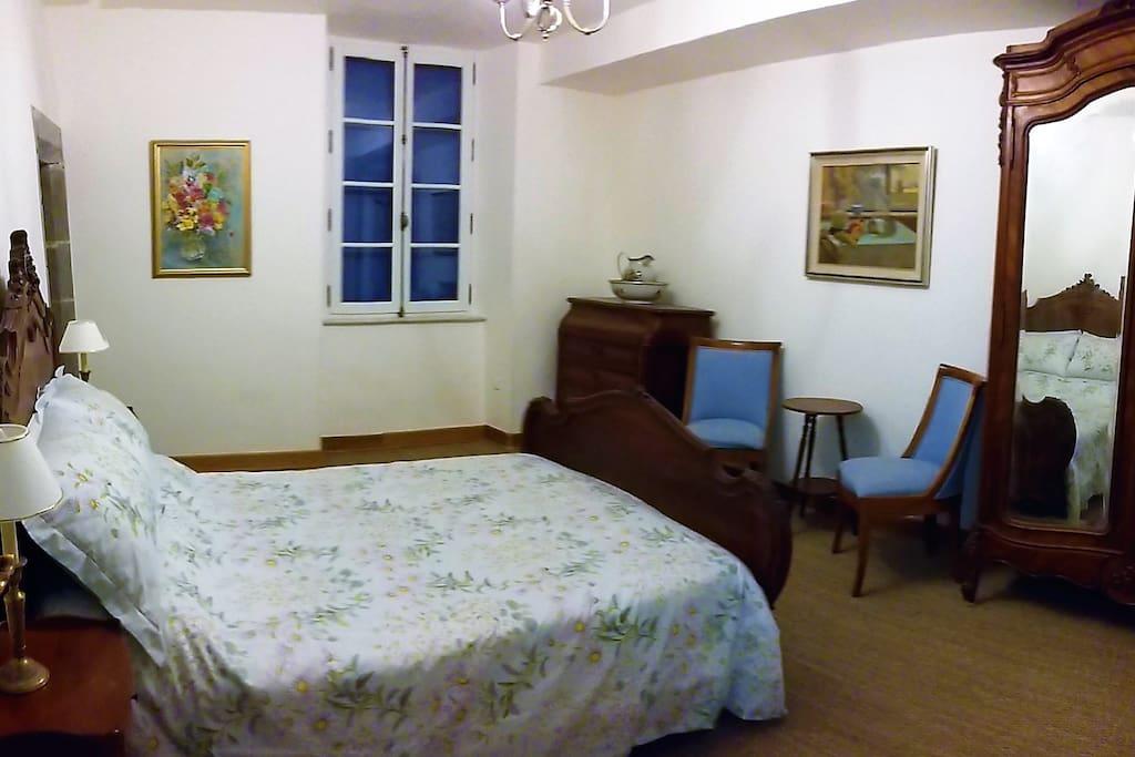 Mauzac bedroom
