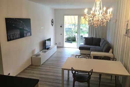 Ferienwohnung für Familie und Freunde - Brenzone sul Garda