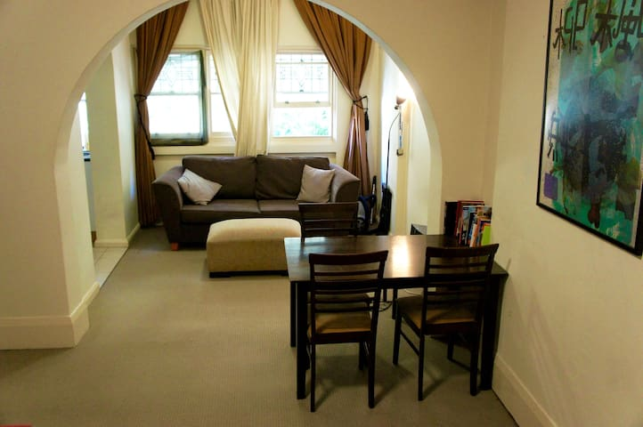 Spacious Convenient Studio with Double - Sydney - Wohnung