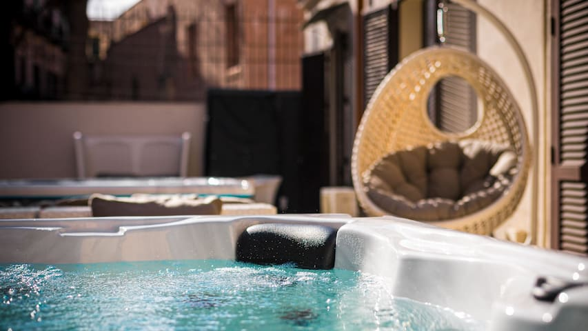 Abside Suite & Spa - Double room with jacuzzi