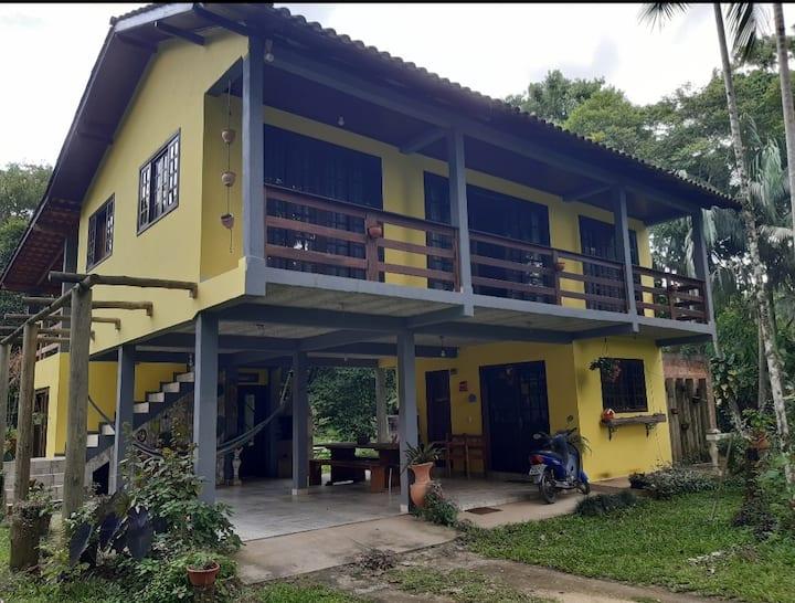 "Casa de Campo - ""Casa Amarela"""