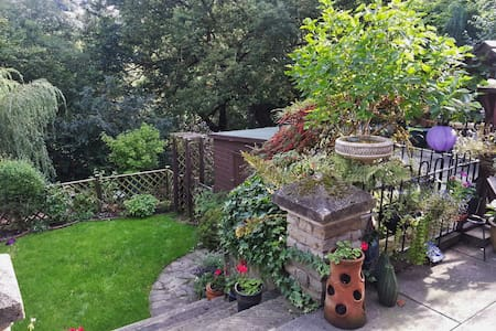 Garden Flat sleeps 2+2 in Sheffield - Sheffield - Appartement
