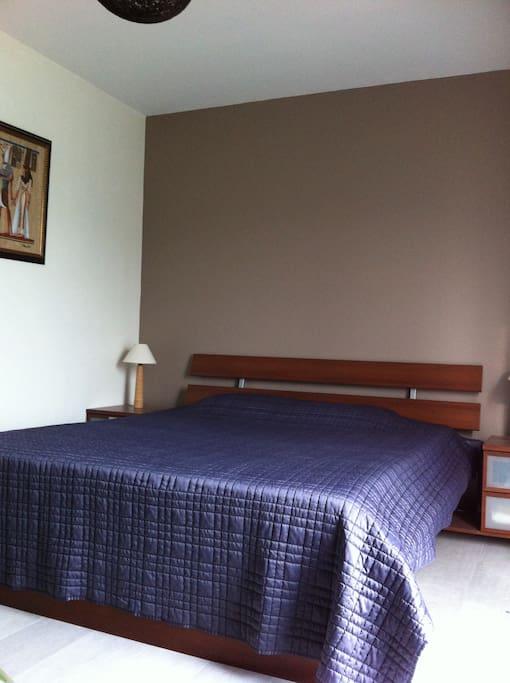 Chambre cosy dans maison familiale chambres d 39 h tes - Chambre d hote cailloux sur fontaines ...