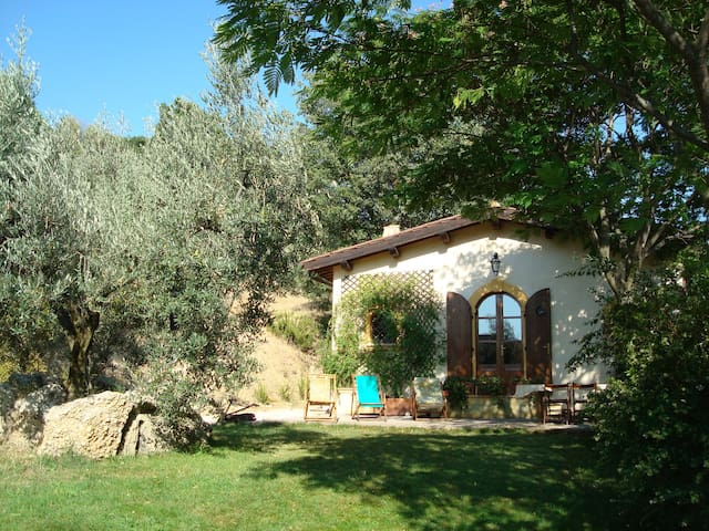 La Farfallina Countryhouse - Castelnuovo di Farfa - Hus