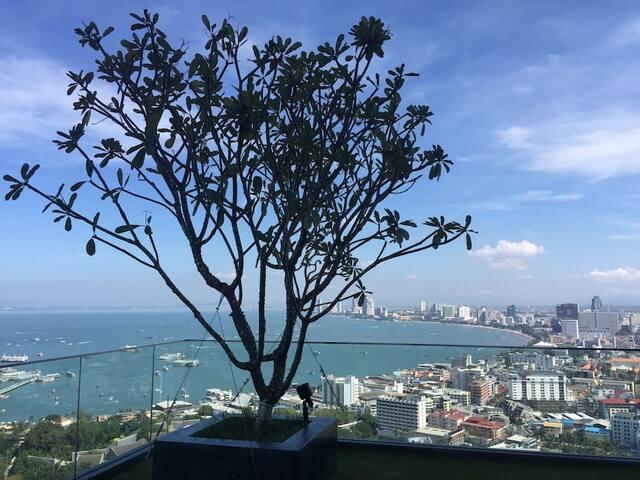 UNIXX #F15, Condo with WiFi, South Pattaya