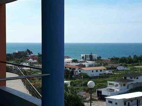 Departamento Punta Blanca vista al mar