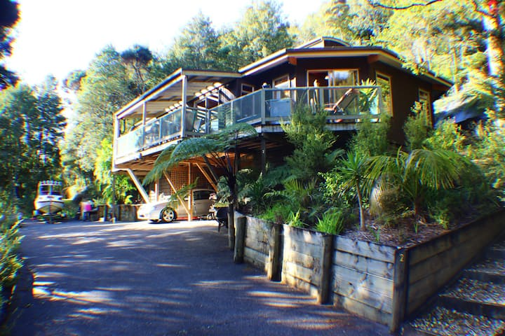 Manuka view Lodge<