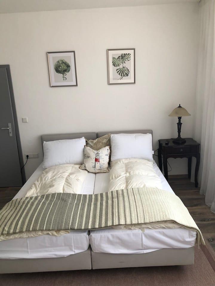 Private luxury apartment