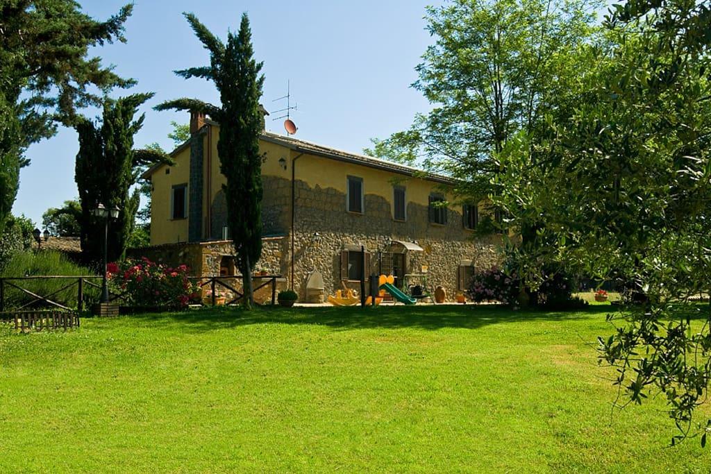 Casale centrale