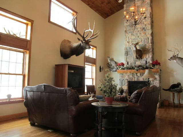 Welcome to our Mountain Lodge! - Moshannon - House