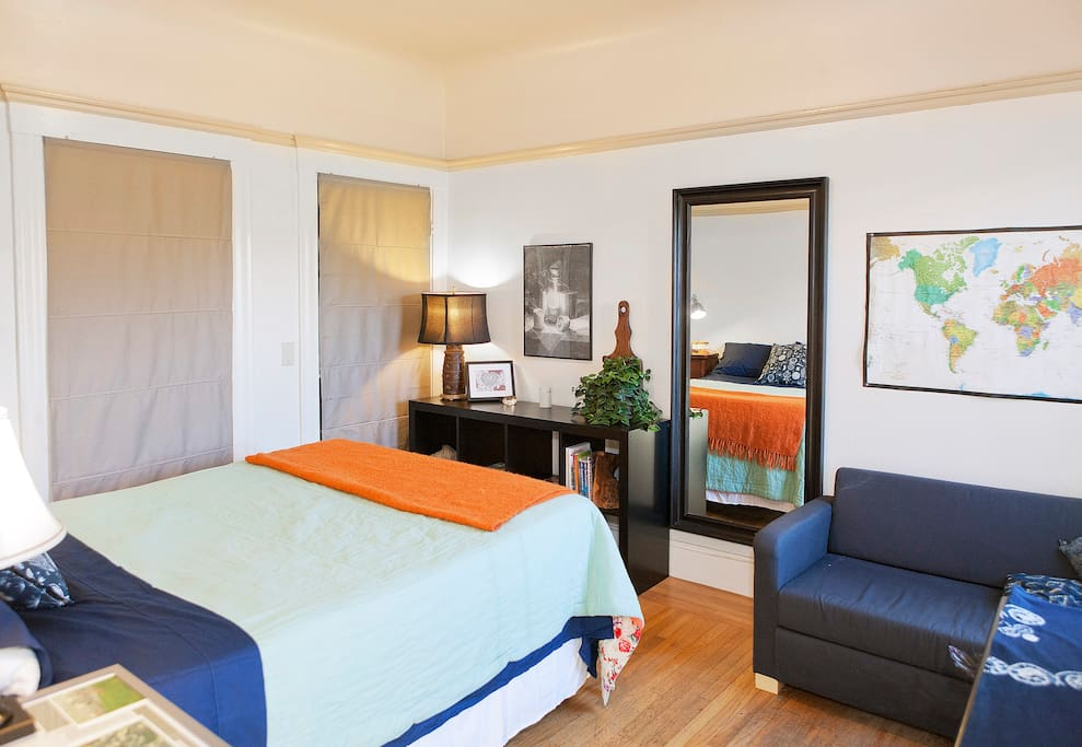 Oakland Private Room 2 Beds 2 Guestsgreat Views In