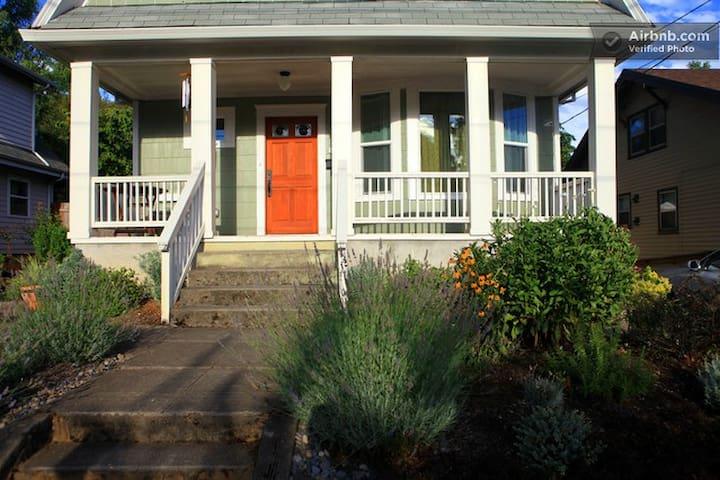 Sweet Apartment in Alberta St. Area - Portland - Wohnung