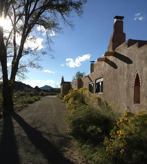 Authentic New Mexico charm, with 21st century comfort