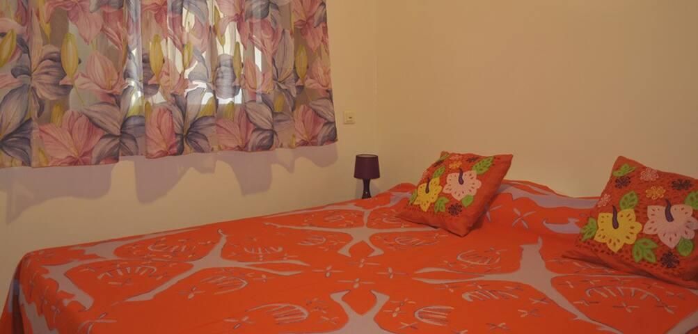 Chambre Aute 25m² climatisée+wifi - Fa'a'ā