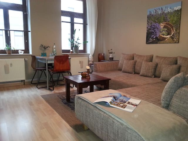 nice apartment close to the center  - Leipzig