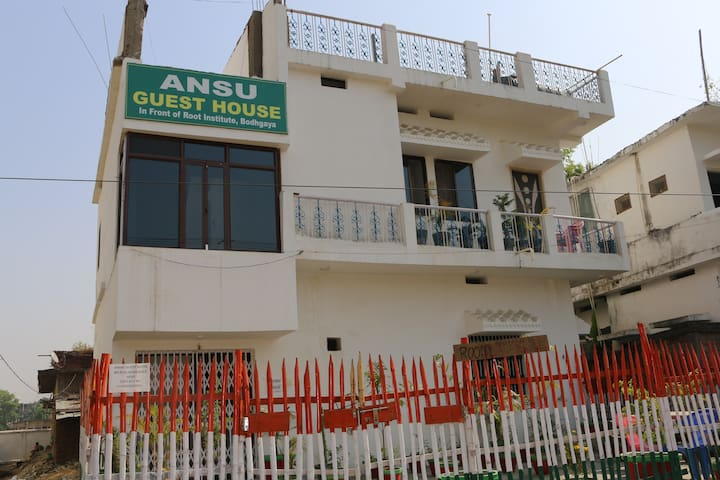 Ansu Guest House - Bodhgaya - Pension