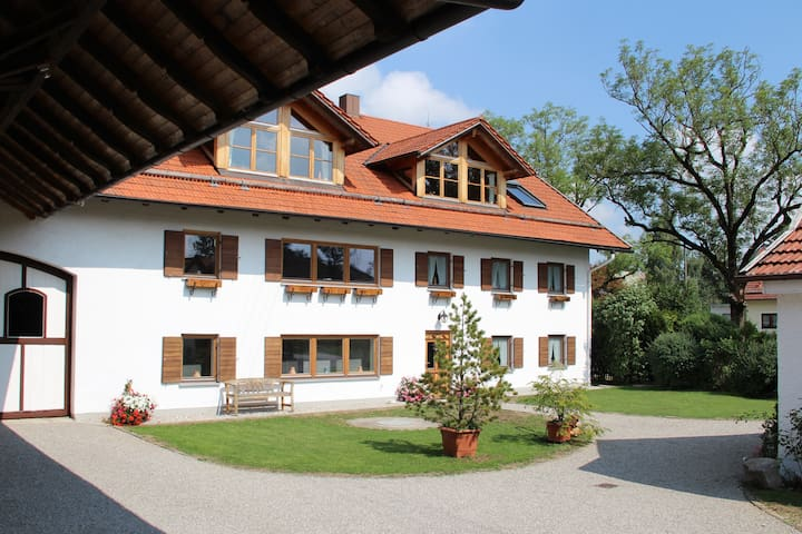 Appartment at the Michlhof - Oberostendorf - Leilighet
