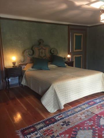 Antic's suite Relais Villa Valpiana - Turin - Bed & Breakfast