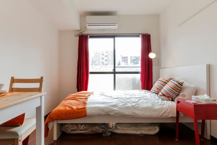 New!! Shinjuku & Okubo /Cozy /WIFI