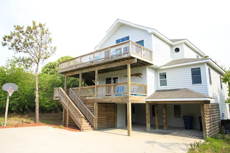 Downtown Duck Cottage - Kitty Hawk - Hus