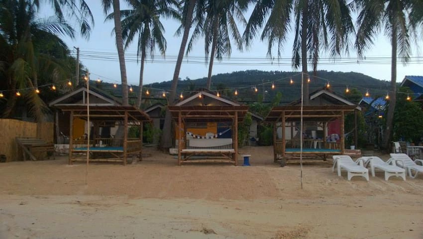 The White Pearl Beach front 3