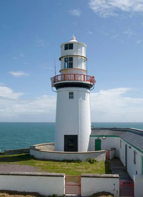 Galley Head Lightkeeper