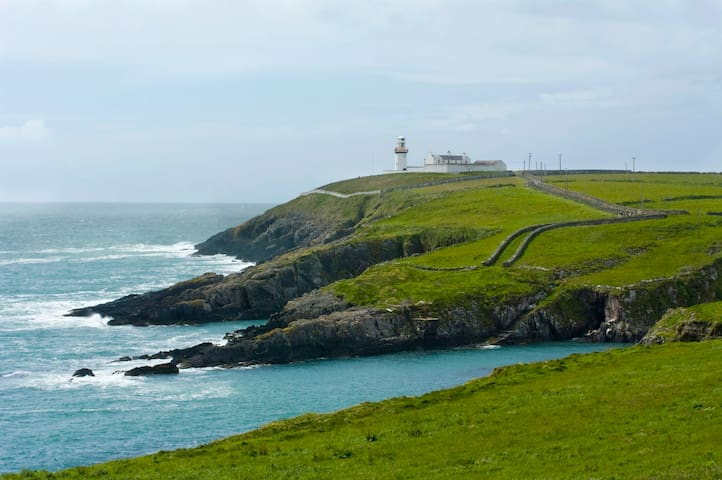 Galley Head Lightkeeper House 1