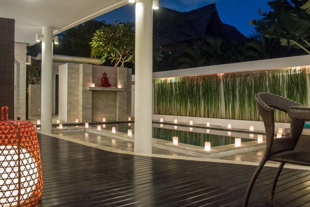 Deluxe 2 Bed Villa in Best Location