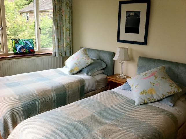 Beautiful & peaceful B & B, 4 rooms - Forest Row - Bed & Breakfast