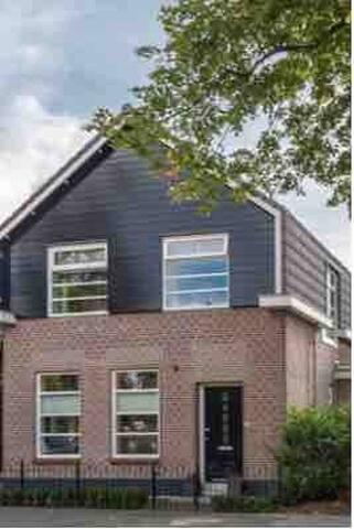 Vrijstaand huis op loopafstand haven Middelharnis