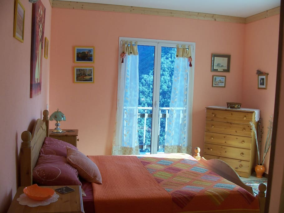 Double Bedded (Peach)  Room