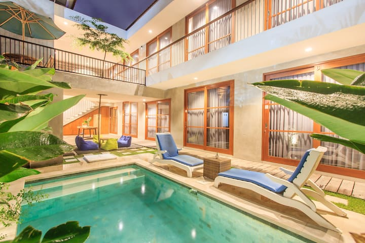 R3 Bed and Breakfast near Kuta beach and Airport