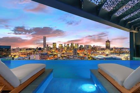 Central New 1 Bedroom Apt in South Brisbane - South Brisbane