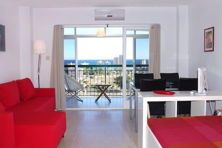Sea sight San Juan Beach-Alicante - Alicante - Apartmen