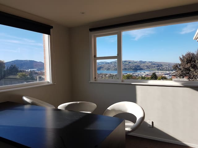 Great City views, Comfy home, Modern Facilities - Dunedin