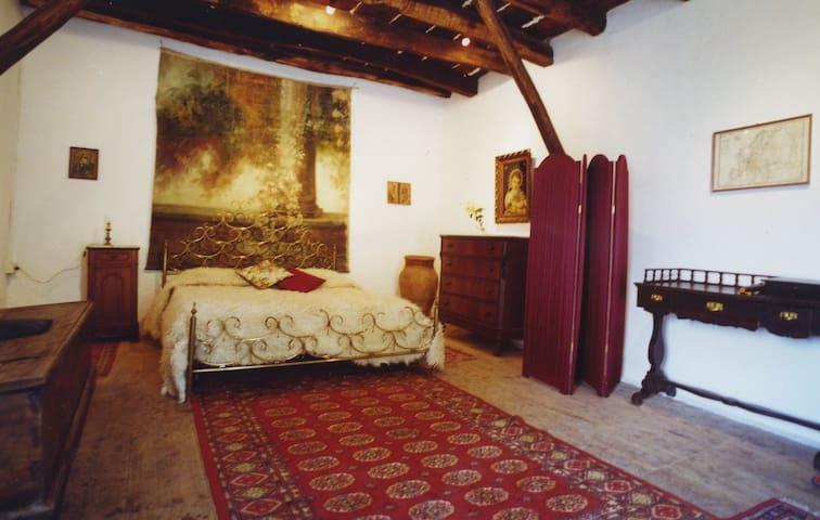 Antico Casale di Lisycon - Sant'Angelo di Brolo - Huis