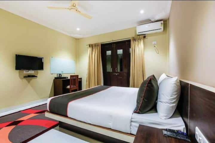 Hotel in Madgao City centre near Railway station