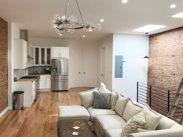 Renovated Townhouse on Ridgewood-Bushwick Border