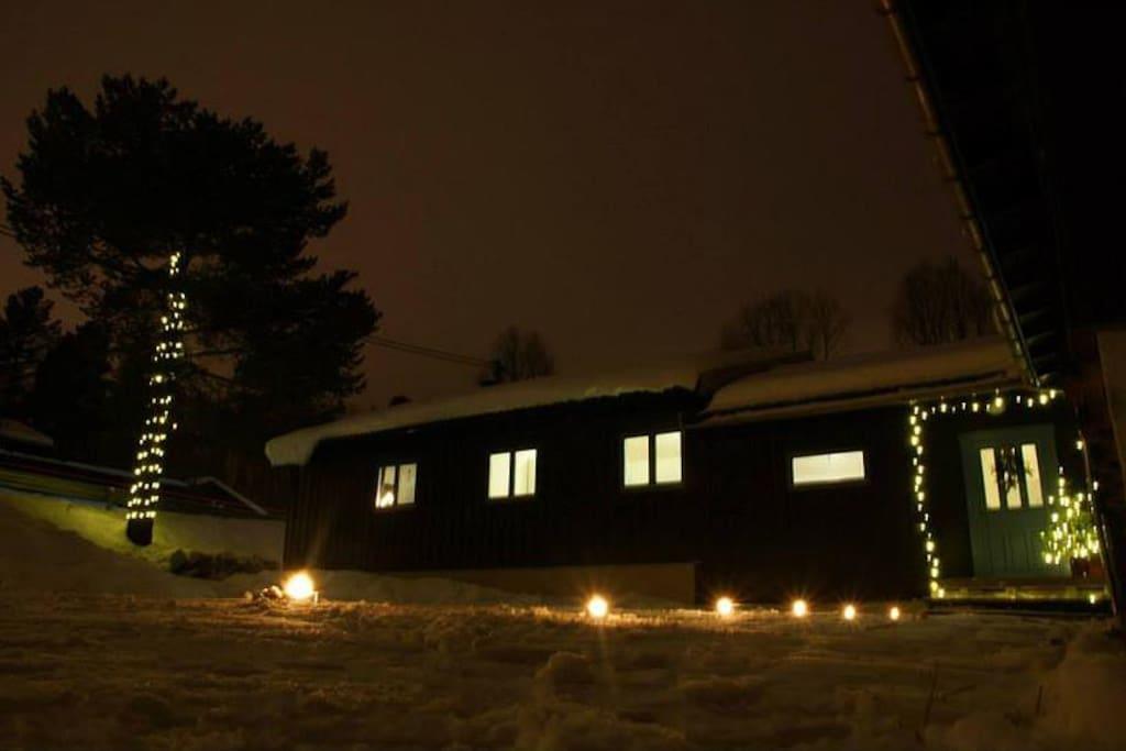 Bjørkly Lodge