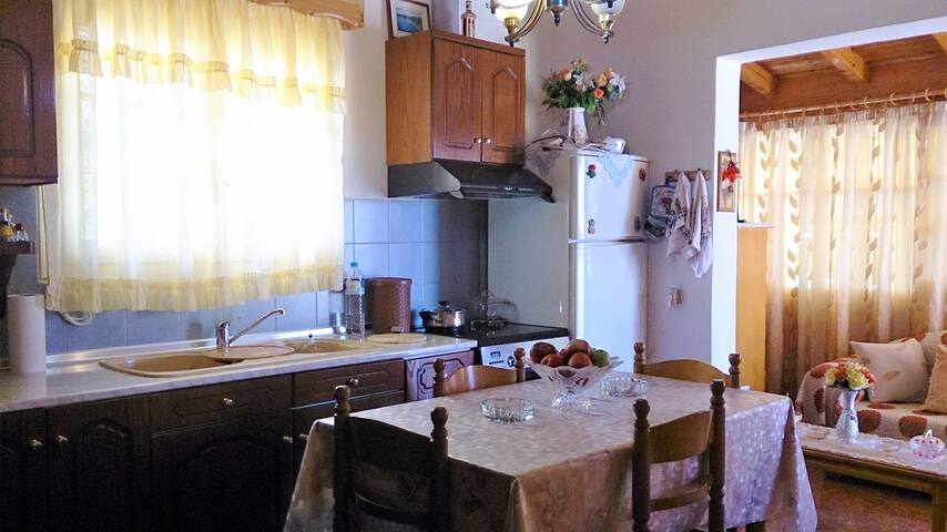 Family House for sea summer holidays! Very central - Sidari - Villa