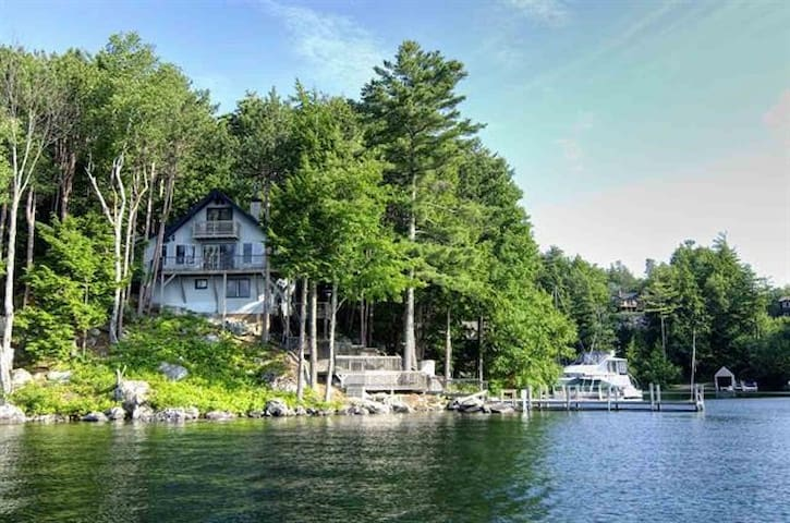 Lake Winnipesaukee House - Alton - Huis