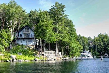 Lake Winnipesaukee House - Alton - Haus