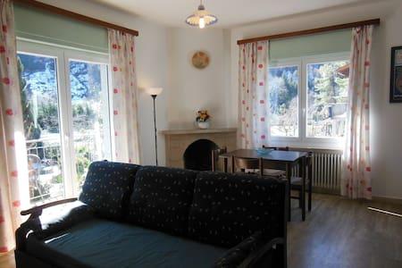 Appartement mit wunderschönen Garten - Cannobio