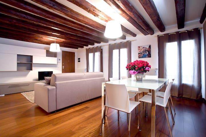 Living area - soggiorno