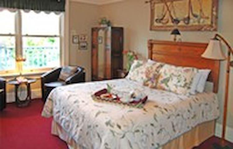 Garden Street Inn - San Luis Obispo - Bed & Breakfast