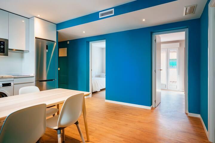 Habitacion individual en apartamento de 3 hab